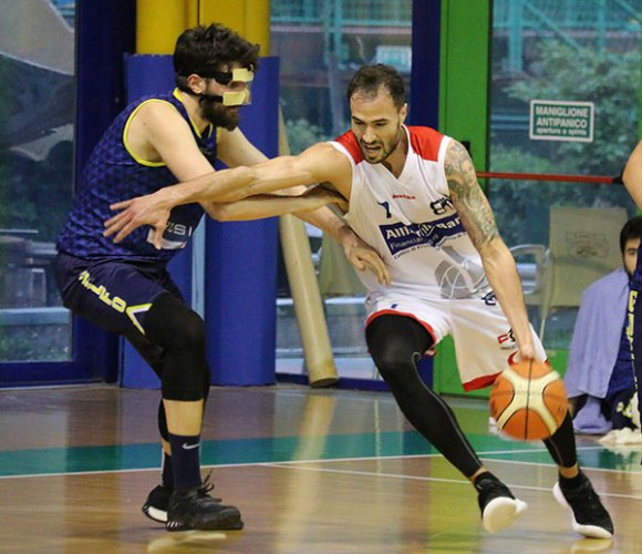 Bologna Basket vs Guelfo Basket 95-77
