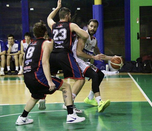 Bologna Basket 2016 – LG Competition Castelnuovo Monti: 62-77