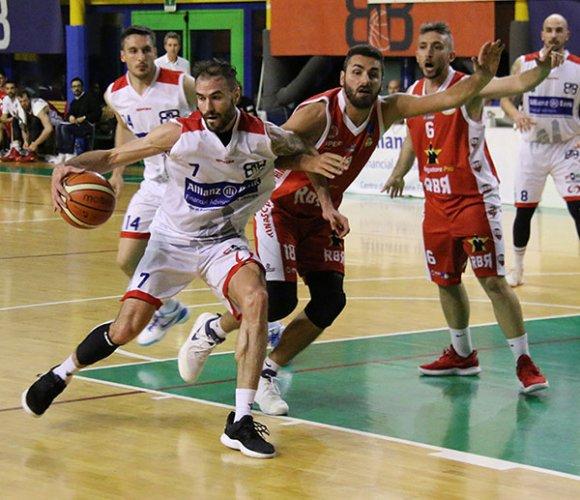 Rinascita Basket Rimini in Serie B