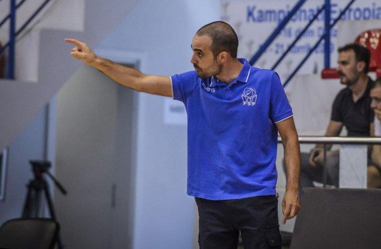 Titans S, Marino , il nuovo allenatore è Simone Porcarelli
