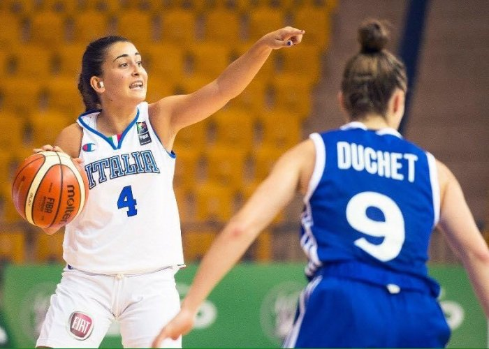 Faenza Basket Project : In regia arriva il primo colpo di mercato Rachele Porcu