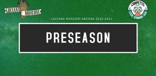 Luciana Mosconi Ancona : il 3 Ottobre 2020 amichevole contro Lanciano