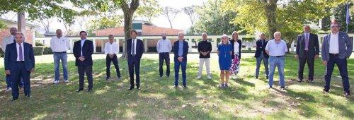FIP - Petrucci incontra a Roma i Presidenti dei Comitati Regionali. Appoggio alla candidatura da parte del Territorio