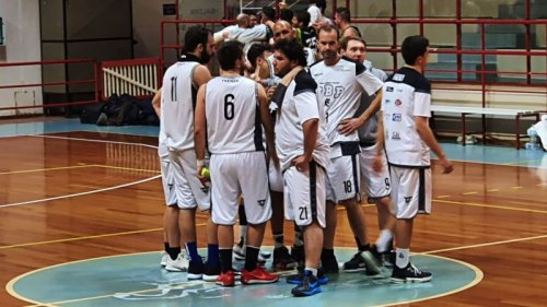 Faenza Basket Project  - Party & Sport Ozzano  71 - 79