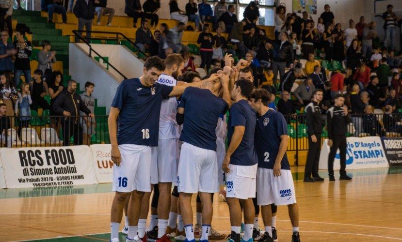 Virtus Basket Civitanova Marche -  Porto S. Elpidio Basket  il pre- partita.