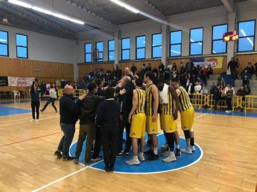 Pallacanestro Fiorenzuola 1972 vs Rinascita Basket Rimini 69-93