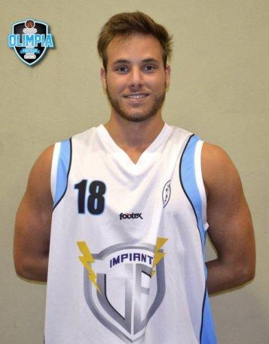 Un'altra conferma per la prossima stagione all'Olimpia Castello 2010 : Alessandro Ranocchi.