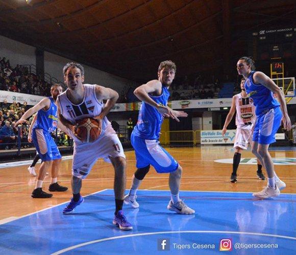 Preview Tramarossa Vicenza - Amadori Tigers Cesena