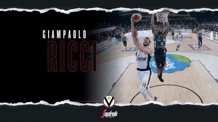 Virtus Segafredo Stats – La stagione di Giampaolo Ricci