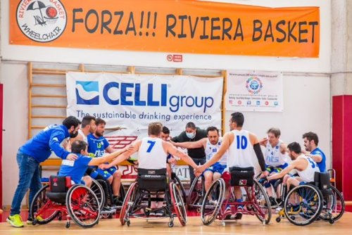 NTS Riviera Basket Rimini  - Tutto è bene quello che finisce bene
