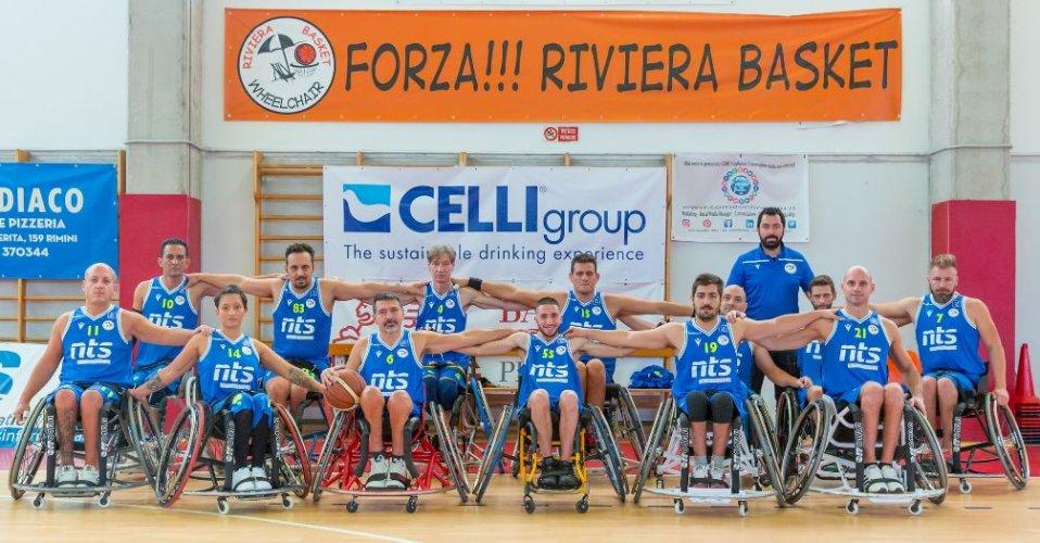 Riviera Basket Rimini  : La pallacanestro in fase DUE da Covid-19.