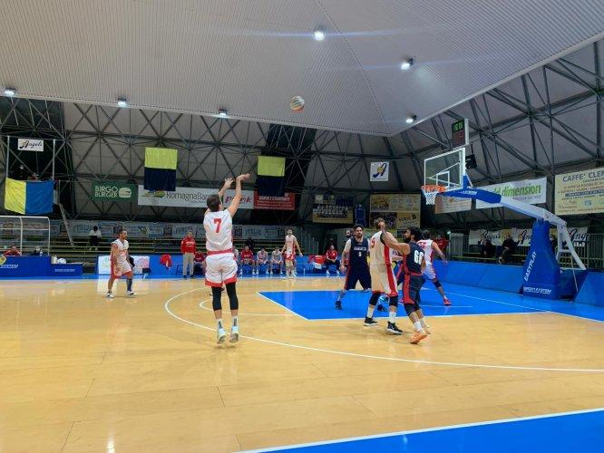 Scrimmage RivieraBanca Basket Rimini-Senigallia 79-54