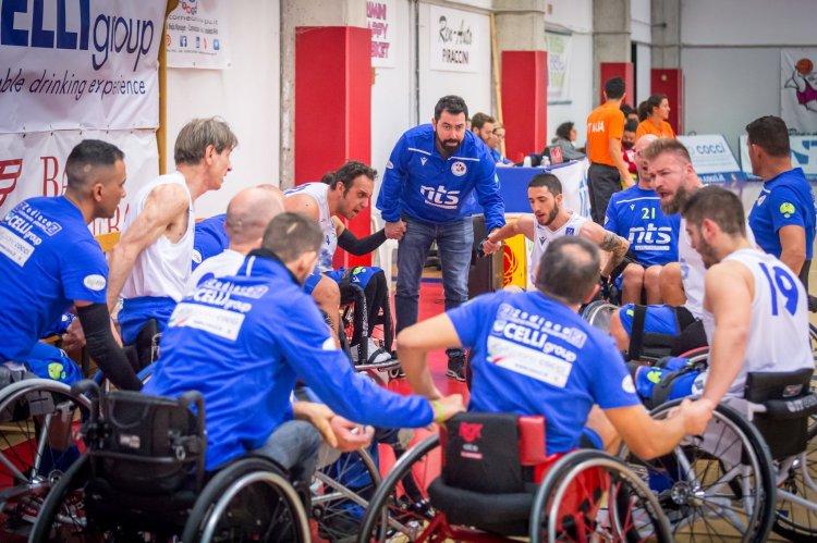 NTS Riviera Basket Rimini - I Bradipi Circolo Dozza Bologna: 44-59