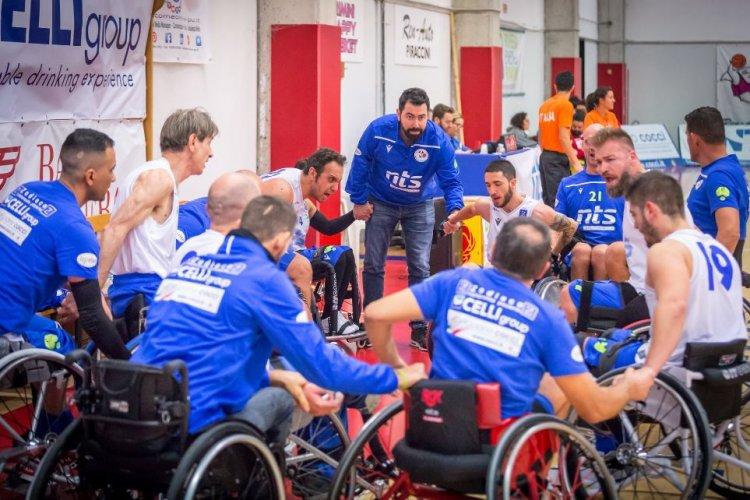 NTS Riviera Basket corsara a Brescia batte a domicilio 32-48 Omal Icaro Basket.