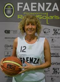 Roberta Resta , una vita per la pallacanestro.