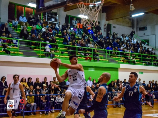 Virtus Basket Civitanova  -  Porto S. Elpidio Basket  83  - 73