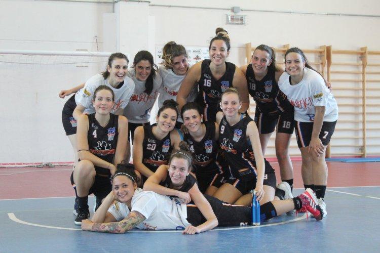 Basket Finale Emilia - Tigers Parma 59 a 46 (14-15, 36-25, 52-36)