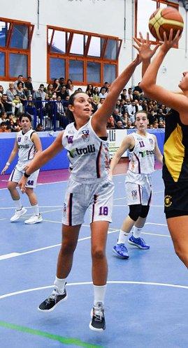 Il Royal basket Finale Emilia cede in casa nella partita d'esordio.