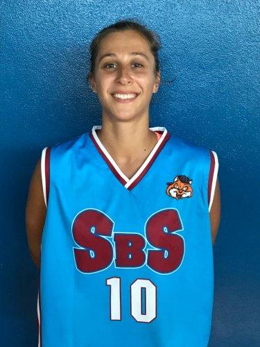 Scuola Basket Samoggia : La  New Entry: Sabrina Facchetti