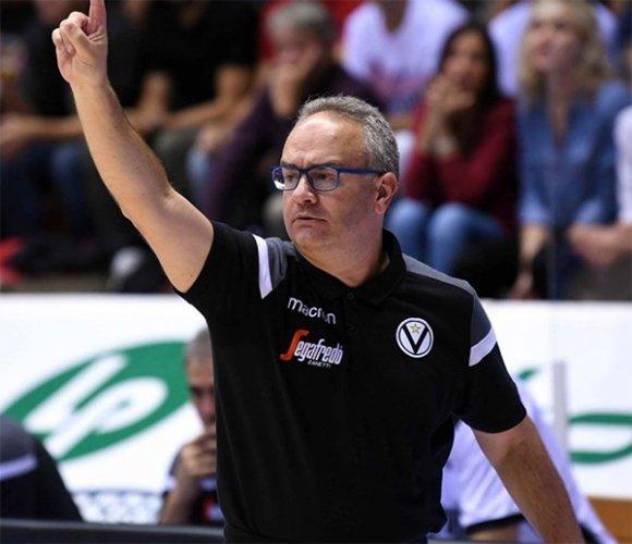 """Virtus Segafredo riparte contro Sassari. Sacripanti: """"ritroviamo subito intensità"""""""