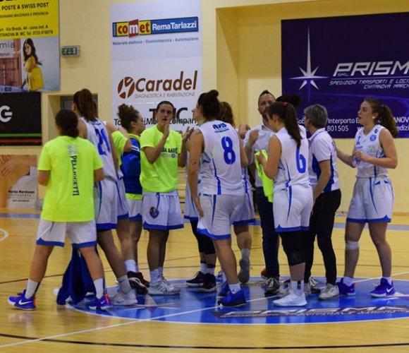 Play-off - Andros Palermo - Feba Civitanova Marche 75-41