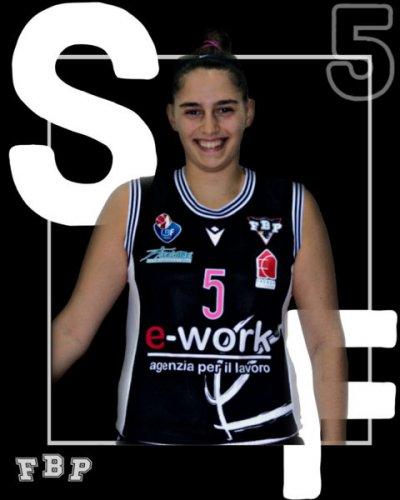 Faenza Basket Project , infortunio per Sara Franceschini