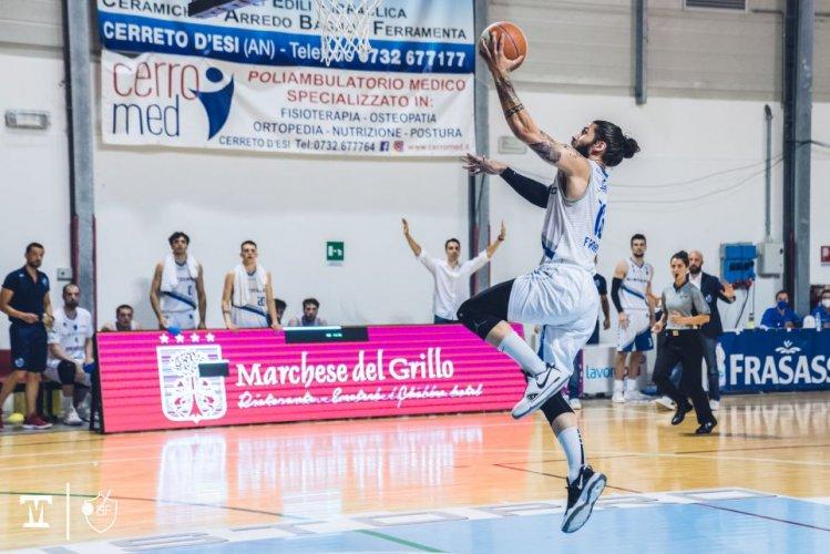 La Janus Basket Fabriano saluta Andrea Scanzi
