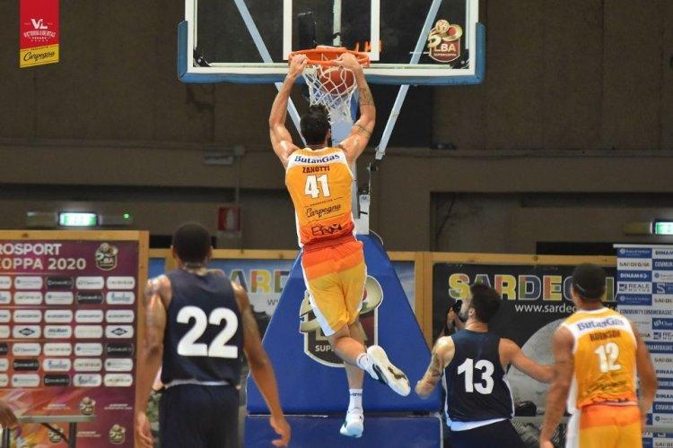 #Eurosport LBA Supercoppa 2020 - La Carpegna Prosciutto Basket Pesaro non si ferma