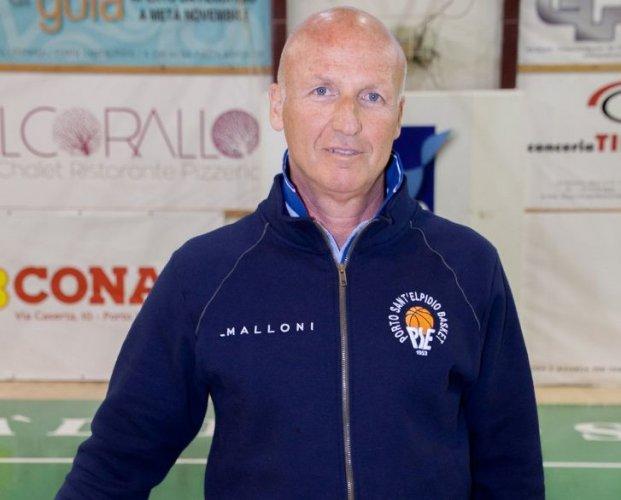 Marco Schiavi è il nuovo coach della Virtus  Basket Civitanova Marche