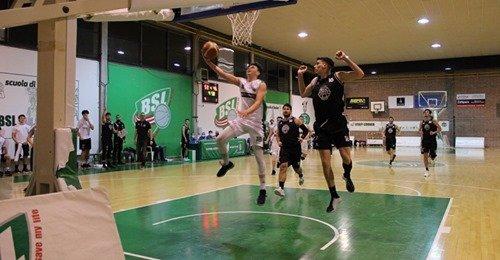 BSL San Lazzaro Bissoli&Bissoli - Gaetano Scirea Basket 52-60