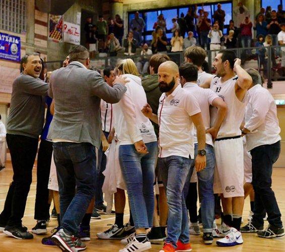 Alessandro Tumidei per il secondo anno alla guida dello Scirea Basket Bertinoro
