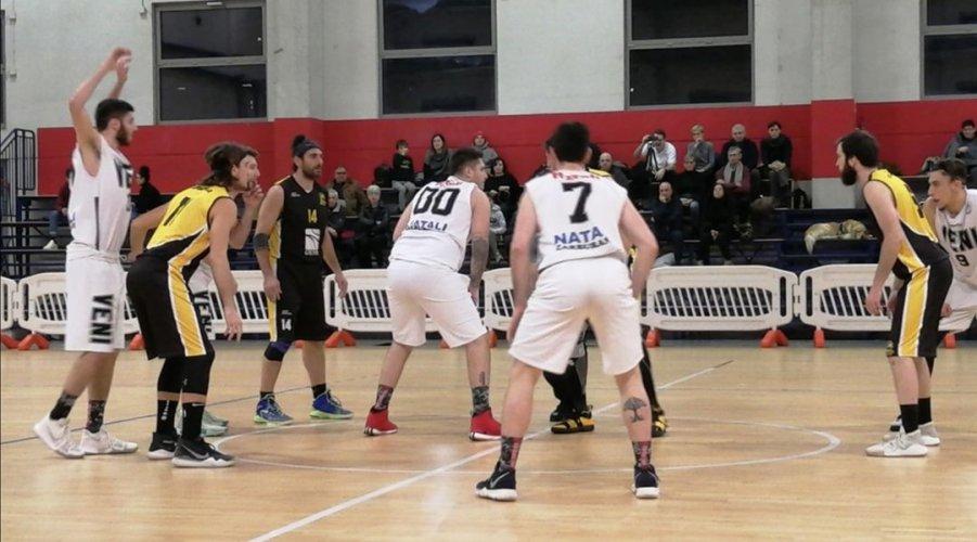 Pizzoli Veni Basket   - Scuola Pallacanestro Vignola   74 - 89