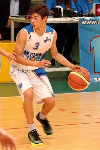 Grifo Basket 1996 Imola : Fabio Bergantini  è il quarto tassello