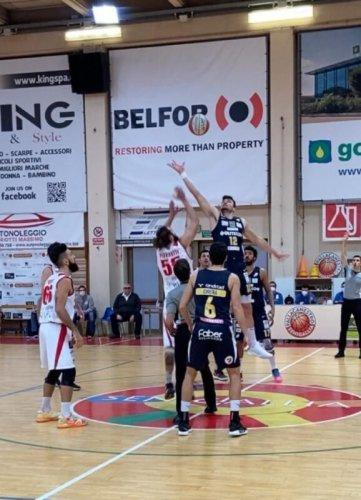Basket, Serie B: Pallacanestro Senigallia cala il poker