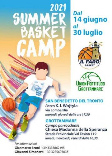 Nasce il Faro basket San Benedetto del Tronto