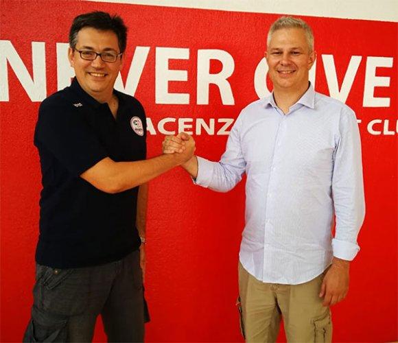 Massimiliano Giannoni è il nuovo responsabile del settore giovanile UCC Assigeco Piacenza