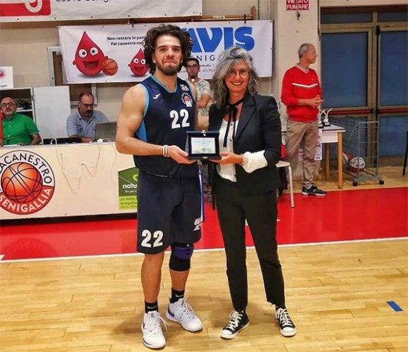 Pallacanestro Senigallia - Porto Sant'Elpidio Basket 79-78