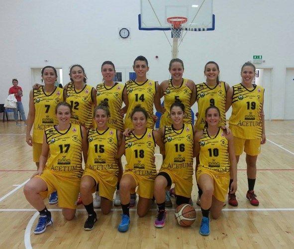 Basket Cavezzo  : Domenica pomeriggio scontro al vertice a Parma con le Tigers