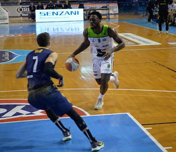Rekico Faenza vs Sutor Montegranaro 69-45 (20-6; 37-19; 54-33)