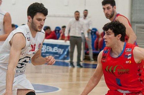 Pre - gara Sintecnica Basket Cecina - New Flying Balls Sinermatic Ozzano