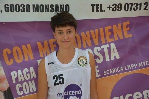 My Cicero Basket 2000 Senigallia 69 - Thunder Basket Matelica 73