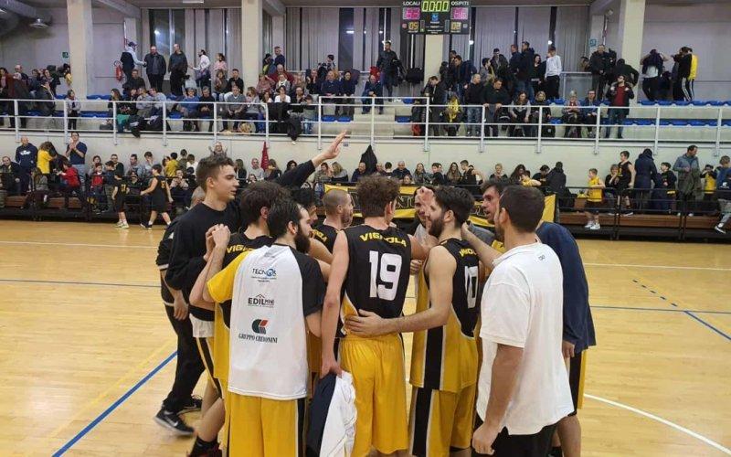 Scuola P. Vignola   vs Scuola Basket Cavriago  83 - 66