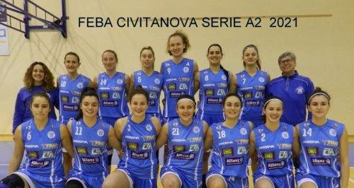 La Feba Civitanova Marche si ferma a Cagliari