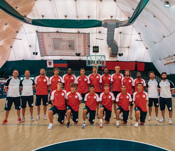 L'UCC Assigeco Piacenza riparte tra l'entusiasmo dei tifosi