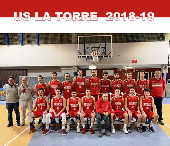 La Torre  vs Sampaolese 68-60