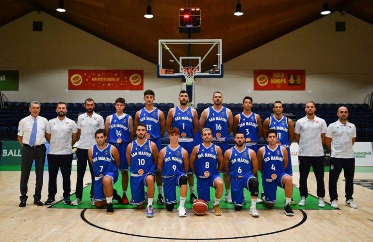 Basket, Europei piccoli Stati - Resoconto Malta vs San Marino  96-65