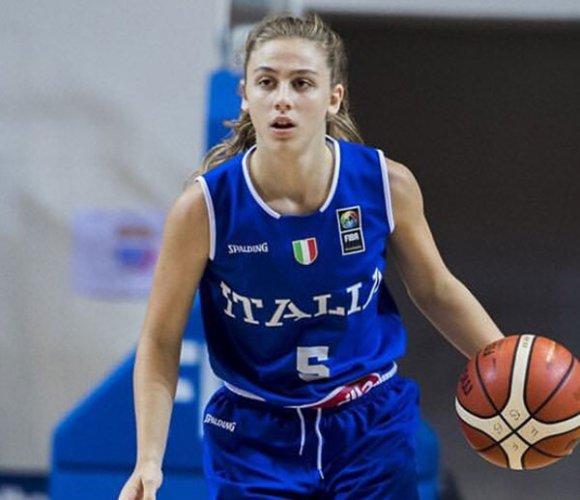 Alessandra Orsili (Feba Civitanova) convocata con la nazionale under 18