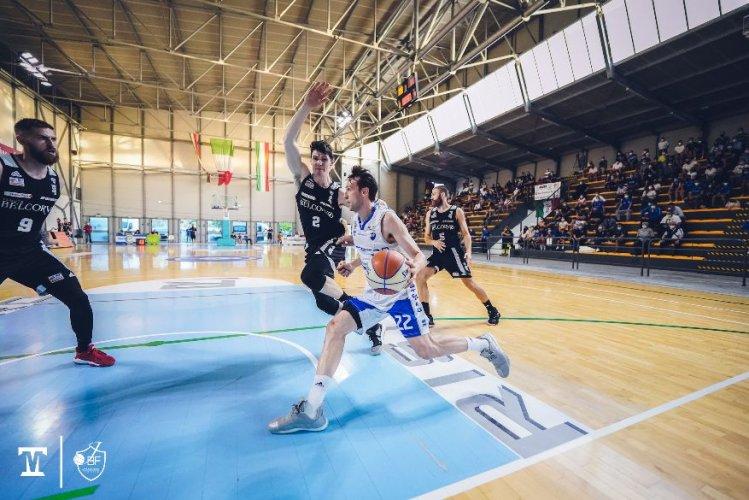 Janus Basket  Fabriano - Rucker San Vendemiano 68-62