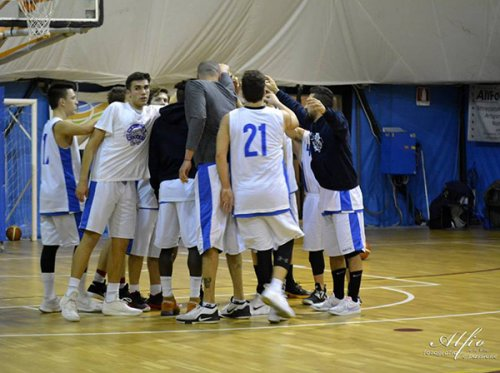 E' tempo di big match per il Bellaria Basket