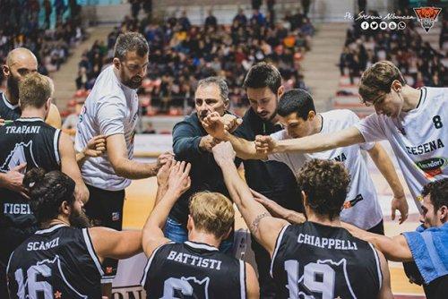 Tigers Basket Amadori Cesena : la FIP chiude il Campionato di Serie B